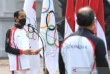 Pelepasan Kontingen Indonesia Untuk Olimpiade Tokyo