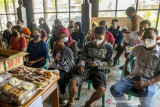 Vaksinasi COVID-19 warga Sulawesi Tengah  capai 12,3 persen