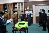 Bupati Pringsewu lantik 3 pejabat pimpinan tinggi pratama