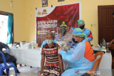 Polda NTT gencar lakukan vaksinasi COVID