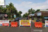 Empat titik menuju Candi Borobudur ditutup