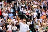 Djokovic amankan tiket semifinal Wimbledon