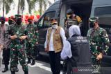 Masyarakat ikut vaksin adalah pahlawan kesehatan, sebut Panglima TNI
