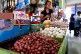 Harga bawang merah  di Nunukan turun tajam