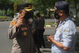 PPKM Mikro Diberlakukan, Polresta Mataram Siapkan Cek Poin di Pintu Masuk Kota