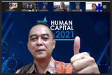 BPJAMSOSTEK borong penghargaan Human Capital on Resilience Excellence