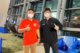 Pecatur Indonesia gagal bertanding karena tak lolos tes COVID-19