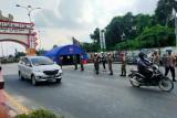 Polisi putarbalik 258 kendaraan pada pengetatan PPKM