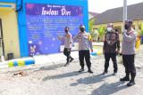 Polda DIY menyiapkan selter isolasi mandiri bagi anggota Polri