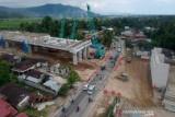 Pembangunan Jembatan Layang Tol Padang - Pekanbaru
