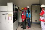 PLN NTB menjaga kelancaran pasokan listrik ke pabrik oksigen