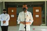 Jokowi umumkan RS Wisma Haji langsung beroperasi tangani COVID-19