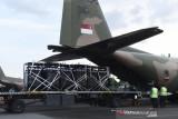 Singapura kembali kirim bantuan penanganan COVID-19 untuk Indonesia