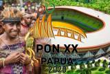Menyemai harapan  lewat PON Papua
