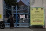 Shalat Jumat ditiadakan sementara