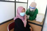 KAI Purwokerto tambah stasiun layani vaksinasi