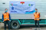 Kementerian Perindustrian mobilisasi pasokan oksigen  untuk pasien COVID-19
