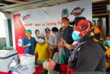 Wawali Richard Sualang apresiasi warga ikut vaksin