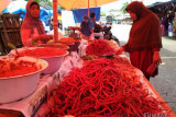 Harga cabai merah di Agam turun Rp10 ribu per kilogram