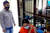 Dinkes Gumas layani vaksinasi puluhan tahanan