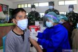Korem 161/WS gelar vaksinasi  bagi anak-anak di Kupang