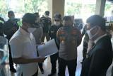 Wali Kota Mataram sidak penerapan prokes COVID-19 hotel saat PPKM