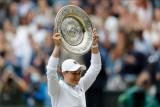 Profil singkat Ashleigh Barty, juara baru Wimbledon