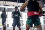Eko Roni Saputra ingin tunjukkan gaya  menyerang saat hadapi Liu Peng