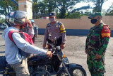 100 kendaraan diminta putar balik dalam operasi penyekatan di  Wonosobo
