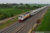 Kemenhub menerbitkan perubahan SE perjalanan dengan moda kereta api