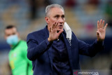 Copa America 2021 - Usai kalah di final, pelatih timnas Brazil kritik CONMEBOL