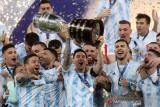 Argentina juara Copa Amerika 2021