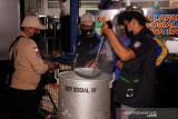 Dapur umum Kemensos produksi 15.000 kotak  makanan per hari