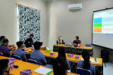 BPJS Kesehatan sosialisasikan kemudahan layanan kepada karyawan PDAM Tirta Barito