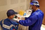 DSLNG laksanakan vaksinasi COVID-19 bagi karyawan-kontraktor