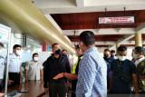 Wakil Gubernur Audy pantau penerapan aturan PPKM di bandara