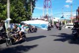 Polisi bubarkan konvoi pendukung juara Timnas Argentina di Ternate
