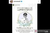 Bupati Bekasi Eka Supria Atmaja meninggal dunia terpapar COVID-19