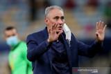 Usai kalah di final, pelatih timnas Brazil Tite kritik CONMEBOL