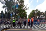 Polda Jateng: Banyak jalan ditutup justru dipakai  berolahraga