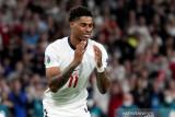FA mengecam aksi rasial terhadap pemain Inggris usai kalah di final Euro
