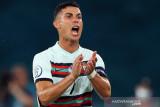 Sepatu Emas Euro 2020 jadi milik Cristiano Ronaldo