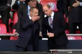 Pangeran William beri dukungan  Inggris bawa pulang trofi Euro 2020