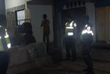 Polsek Moyo Hulu patroli malam imbau masyarakat terapkan prokes dan PPKM