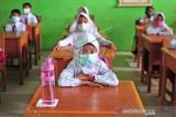 Hari Pertama Sekolah Saat PPKM Di Jambi