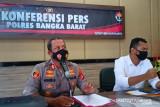 Polisi tetapkan dua tersangka pemalsu surat antigen COVID-19 di Bangka Barat