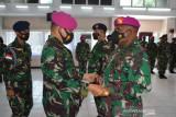Putra Sentani Papua Letkol (Mar) Karlos Deda jabat Komandan Lanal Biak