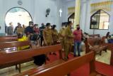 Wawali Manado: pemerintah batasi jumlah orang 250 tiap lokasi
