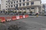 Pemkot Pontianak mulai sekat jalan selama PPKM Darurat 12-20 Juli