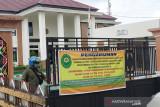 Pengadilan Negeri Sampit lakukan 'lockdown' karena banyak pegawai terjangkit COVID-19